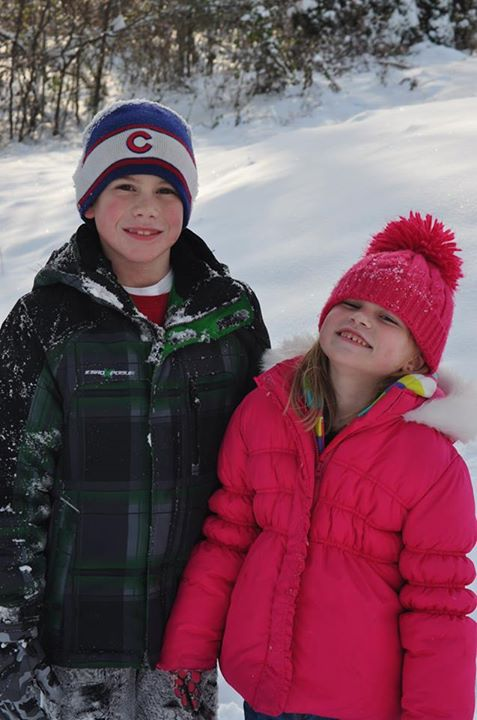 Wyatt and Alli